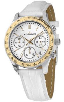 fashion наручные  женские часы Jacques Lemans 1-1587ZB. Коллекция Rome Sports. Производитель: Jacques Lemans, артикул: w154534