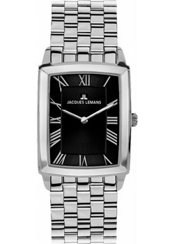 fashion наручные  женские часы Jacques Lemans 1-1608F. Коллекция Bienne