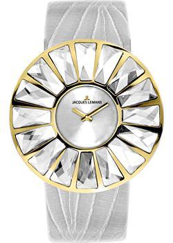 fashion наручные  женские часы Jacques Lemans 1-1638D. Коллекция Flora