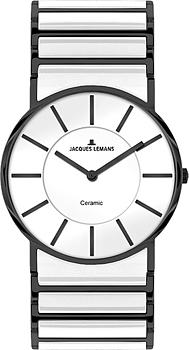 fashion наручные  женские часы Jacques Lemans 1-1649C. Коллекция York