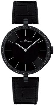 fashion наручные  женские часы Jacques Lemans 1-1662G. Коллекция London. Производитель: Jacques Lemans, артикул: w130699