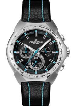 fashion наручные мужские часы Jacques Lemans 1-1675F. Коллекция Sport