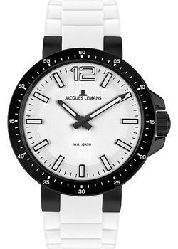 fashion наручные  женские часы Jacques Lemans 1-1707P. Коллекция Sport