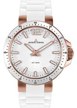 fashion наручные  женские часы Jacques Lemans 1-1709Q. Коллекция Sport