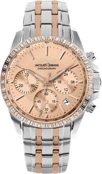 fashion наручные  женские часы Jacques Lemans 1-1724D. Коллекция Liverpool