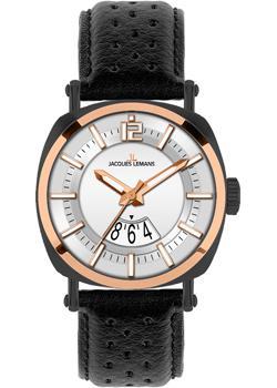 fashion наручные мужские часы Jacques Lemans 1-1740F. Коллекция Panama
