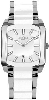fashion наручные  женские часы Jacques Lemans 1-1754E. Коллекция Ceramic