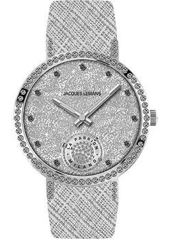 fashion наручные  женские часы Jacques Lemans 1-1764B. Коллекция La Passion. Производитель: Jacques Lemans, артикул: w136902