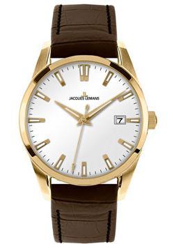 fashion наручные мужские часы Jacques Lemans 1-1769E. Коллекция Liverpool