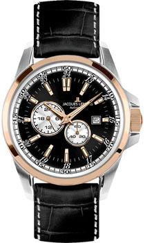 fashion наручные мужские часы Jacques Lemans 1-1774D. Коллекция Liverpool