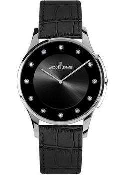 fashion наручные  женские часы Jacques Lemans 1-1778B. Коллекция London