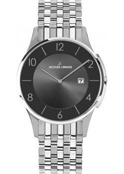 Fashion наручные мужские часы Jacques Lemans 1-1781A. Коллекция London фото