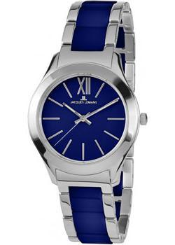 fashion наручные  женские часы Jacques Lemans 1-1796E. Коллекция Rome