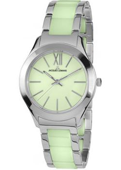 fashion наручные  женские часы Jacques Lemans 1-1796K. Коллекция Rome. Производитель: Jacques Lemans, артикул: w161065