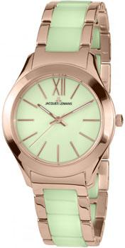 fashion наручные  женские часы Jacques Lemans 1-1796N. Коллекция Rome
