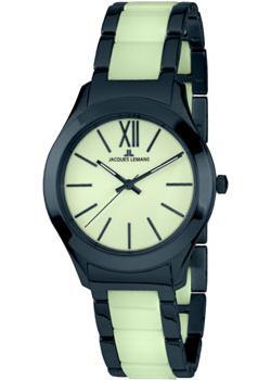 fashion наручные  женские часы Jacques Lemans 1-1796Q. Коллекция Rome
