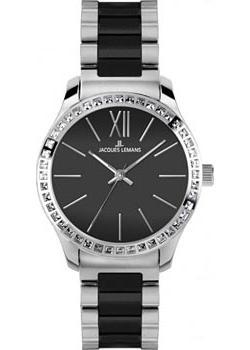 fashion наручные  женские часы Jacques Lemans 1-1797A. Коллекция Rome