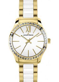 fashion наручные  женские часы Jacques Lemans 1-1797C. Коллекция Rome