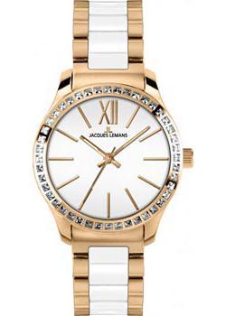 fashion наручные  женские часы Jacques Lemans 1-1797D. Коллекция Rome