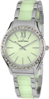 fashion наручные  женские часы Jacques Lemans 1-1797K. Коллекция Rome