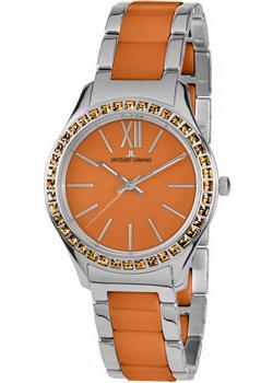 fashion наручные  женские часы Jacques Lemans 1-1797L. Коллекция Rome