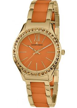 fashion наручные  женские часы Jacques Lemans 1-1797O. Коллекция Rome