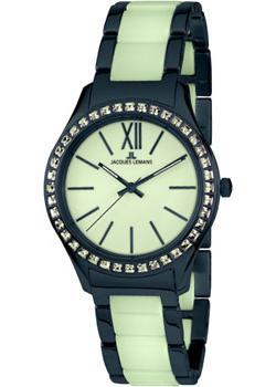 fashion наручные  женские часы Jacques Lemans 1-1797Q. Коллекция Rome