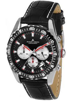 fashion наручные  мужские часы Jacques Lemans 1-1801C. Коллекция Liverpool.