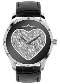 fashion наручные  женские часы Jacques Lemans 1-1803A. Коллекция La Passion