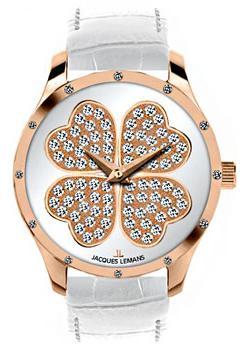fashion наручные  женские часы Jacques Lemans 1-1803H. Коллекция La Passion