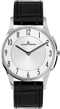 fashion наручные  женские часы Jacques Lemans 1-1806C. Коллекция London. Производитель: Jacques Lemans, артикул: w165921