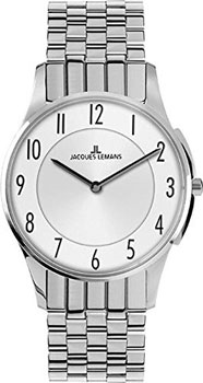 fashion наручные  женские часы Jacques Lemans 1-1807B. Коллекция London