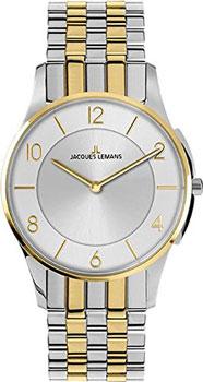 fashion наручные  женские часы Jacques Lemans 1-1807E. Коллекция London