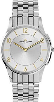 fashion наручные  женские часы Jacques Lemans 1-1807Z. Коллекция London