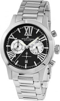fashion наручные  женские часы Jacques Lemans 1-1809F. Коллекция Sport