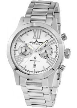 fashion наручные  женские часы Jacques Lemans 1-1809G. Коллекция Sport