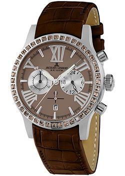 fashion наручные  женские часы Jacques Lemans 1-1810C. Коллекция Porto. Производитель: Jacques Lemans, артикул: w163908
