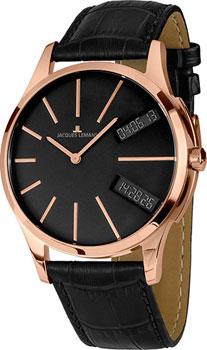 fashion наручные  мужские часы Jacques Lemans 1-1813E. Коллекция London.