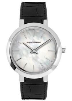 fashion наручные  женские часы Jacques Lemans 1-1824A. Коллекция Milano. Производитель: Jacques Lemans, артикул: w153372