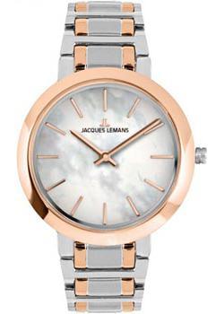 fashion наручные  женские часы Jacques Lemans 1-1824D. Коллекция Milano