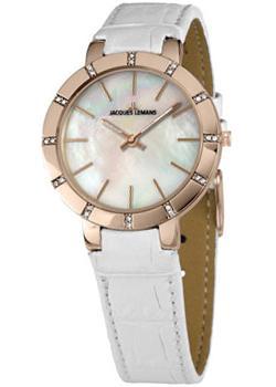 fashion наручные  женские часы Jacques Lemans 1-1825B. Коллекция Milano