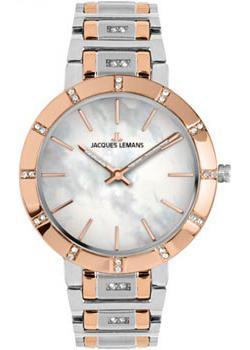 fashion наручные  женские часы Jacques Lemans 1-1825D. Коллекция Milano