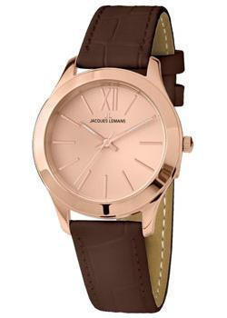 fashion наручные  женские часы Jacques Lemans 1-1840D. Коллекция Rome.