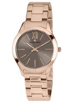 fashion наручные  женские часы Jacques Lemans 1-1840R. Коллекция Rome