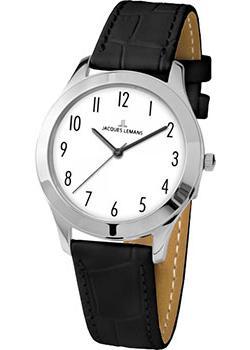 fashion наручные  женские часы Jacques Lemans 1-1840ZC. Коллекция Rome