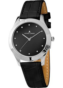 fashion наручные  женские часы Jacques Lemans 1-1840ZE. Коллекция Rome
