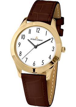 fashion наручные  женские часы Jacques Lemans 1-1840ZF. Коллекция Rome