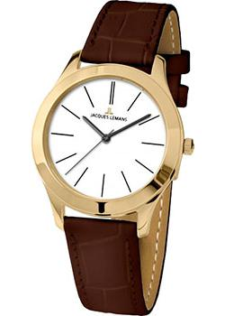 fashion наручные  женские часы Jacques Lemans 1-1840ZG. Коллекция Rome