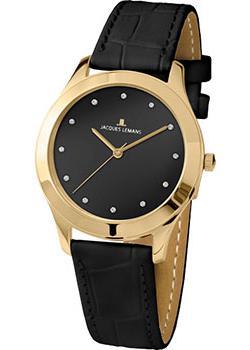 fashion наручные  женские часы Jacques Lemans 1-1840ZH. Коллекция Rome