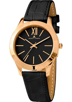 fashion наручные  женские часы Jacques Lemans 1-1840ZJ. Коллекция Rome